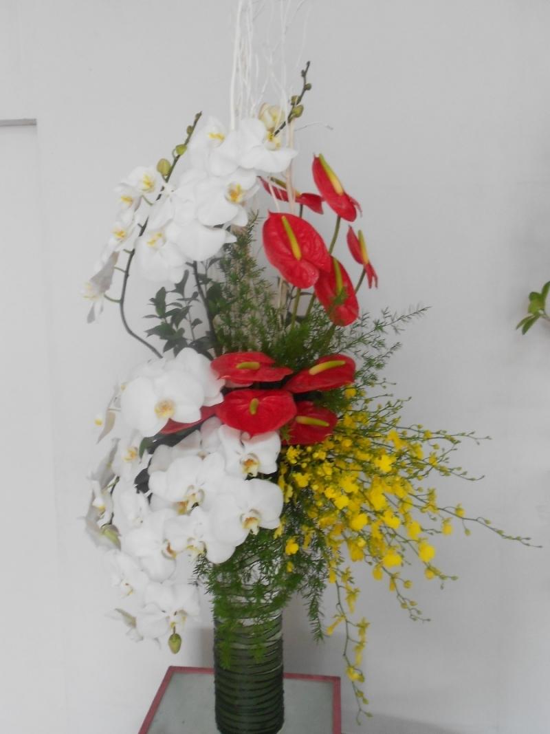 hoa tang sinh nhat cho sep nam